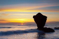 Teapot Rock, Darnley, Prince Edward Island. Courtesy of John Sylvester Photography.