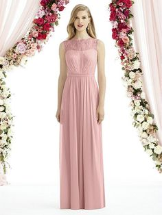 After Six Bridesmaids Style 6734 http://www.dessy.com/dresses/bridesmaid/6734/