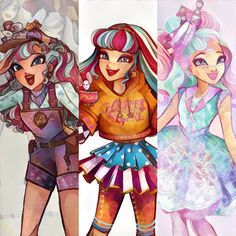 the Art Of Prince Ivy — Wonderland Fashion - Wonder Express|New Curio...