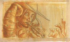 Pied Piper of Hamlin, Grimm's Fairy Tales, Mice, Fantasy Stories, Children's Stories