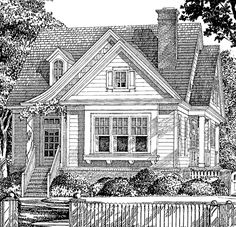 I've loved this houseplan for a long time! I have looked for it several times, but could not remember the name! Just rediscovered it thanks to Pinterest!