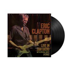 Live In San Diego (with Special Guest JJ Cale) 3LP 180g Vinyl Bundle