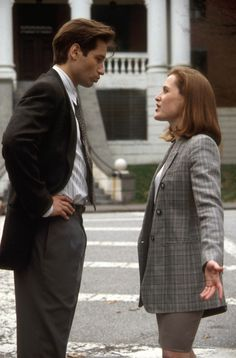 mulder and scully get together