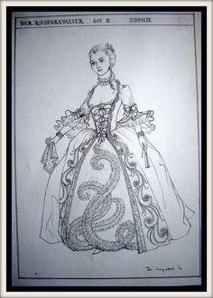 1971 Der Rosenkavalier sofie http://www.tomlingwood.co.uk