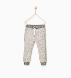 Pantalón jaspeado - Disponible en más colores