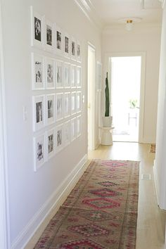 Giant Family Gallery Wall – A Beautiful Mess