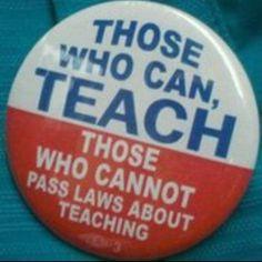 For the teachers...