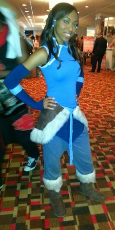 311 best african american cosplayers images on pinterest