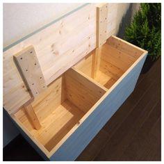 【ミンティ】 ベンチ 収納ボックス 椅子 |ベンチ・ソファ|ShinobiGroup|ハンドメイド通販・販売のCreema