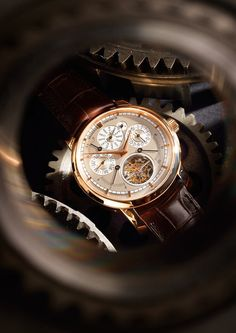 Vacheron Constantin Patrimony Traditionnelle Tourbillon @DestinationMars