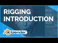 Character Rigging - Blender Fundamentals - YouTube
