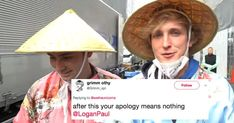 Logan Paul's Crazy Racist Video From Japan Has Internet Pissed All Over Again