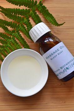 Massage Oil Sleep Easy Essential Oil Blend by Fernbotanicals