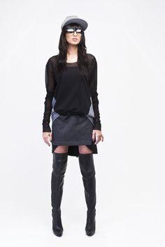 designer: antonio bizarro  model: thais ribeiro  photo: jeff dias  beauty/hair: fernando haddad
