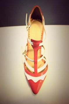 Shoes SS15 Ss 15, Portuguese, Summer 2015, Summer Collection, Runway, Lace Up, Style Inspiration, Flats, Shoes