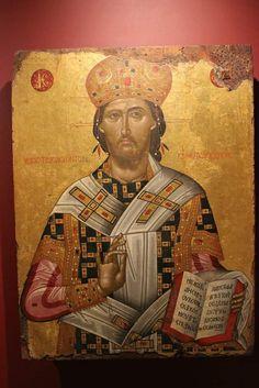 Orthodox Icons, Ikon, Fresco, Jesus Christ, Mona Lisa, Mystery, Saints, Meditation, Illustration