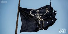 Captain Flint's Pirate Flag