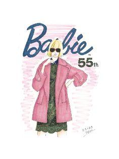 バービーの55年振り返る展覧会開催 G.V.G.V.などコラボドール展示 | Fashionsnap.com