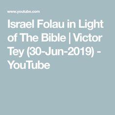 Israel Folau in Light of The Bible Israel Folau, Jun, 30th, Bible, Youtube, Biblia, Youtubers, Youtube Movies, The Bible