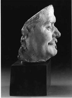 Balzac, masque souriant | Musée Rodin Auguste Rodin, Musée Rodin, Sculpture Head, Modern Sculpture, Honore De Balzac, Orsay, Camille Claudel, Face Reference, Art Museum