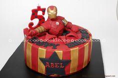 ironman cake - Google Search