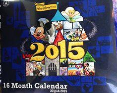 Walt Disney World Sept 2014 - Dec 2015 16 Month Collectible Calendar NEW Disney http://www.amazon.com/dp/B00M5KEIQA/ref=cm_sw_r_pi_dp_V4SOub15R38HC