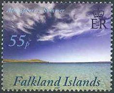 Stamp: Summer (Falkland Islands) (Four Seasons) Mi:FK 1095,Sg:FK 1154