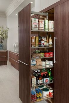 27 Best Kitchen Storage Ideas for Small Spaces Layout Contemporary Kitchen Ideas Kitchen layout small Spaces Storage Kitchen Pantry Storage, Cozy Kitchen, Kitchen Organization, New Kitchen, Kitchen Decor, Organization Ideas, Storage Cabinets, Kitchen Layout, Kitchen Ideas