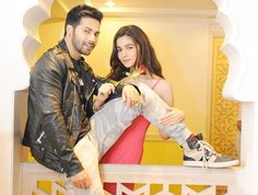 Varun Dhawan and Alia Bhatt Humpty Sharma #HumptySharma #Photoshoot #Bollywood…