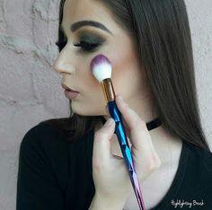 Unicorn Brush Set, Unicorn Makeup Brushes Set, Makeup Brush Set, It Cosmetics Brushes, Makeup Tools, Bigbang, Bangs, Make Up, Lipstick