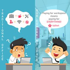 Why Our Coworking Makes Sense - Tangible and Intangible Benefits  Cut Down The Expenses & Unnecessary Tensions!  #coworkingspace #coworking #coworkinglife #startup #office #workspace #cowork #entrepreneur #business #coworkingcommunity #officespace #digitalnomad #coworkers #coworkingspaces #community #coworkingoffice #virtualoffice #work #meetingroom #freelance #startups #eventspace #sharedoffice #coworkspace #coworker #entrepreneurship #hotdesk #networking #design #bhfyp Startup Office, Shared Office, Office Workspace, Coworking Space, Startups, Entrepreneurship, Community, Business, Image