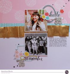 Hello 35 - March Pep Rally for Clique Kits