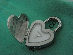 Tiffany & Co NOTE  Watch Clock Padlock Pendant Charm 4 Necklace Bracelet Rare #TiffanyCo #Pendant