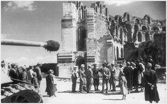écrit: Un grand Reggio, Afrika Korps, Tiger Tank, Reportage Photo, Ww2 Tanks, Battle Tank, North Africa, Wwii, Mount Rushmore