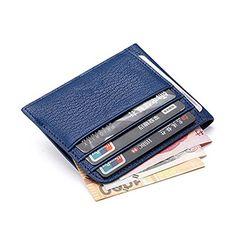 Ogem Unisex Leather Thin Credit Card Holder Slim Business Card Case Super Soft Minimalist Wallet With Money Clip Ogem http://www.amazon.com/dp/B01CIA33F8/ref=cm_sw_r_pi_dp_903-wb06C8YMY