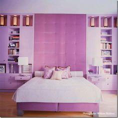 #purple bedrooms