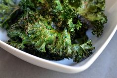 Baked Kale Chips | Award-Winning Paleo Recipes | Nom Nom Paleo