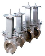 #knifeedgegatevalve #knifegatevalve #gatevalvemanufacturer Knife Edge Gate Valve is accessible in size ranging from 50 mm to 600mm. Knife Gate Valves can withstand high temperature & abrasive slurries in Mining, Steel, Power, Chemical, and Paper Industries Ideal for high-density Slurry Lines.