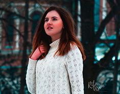 Blue Art, New Work, Behance, Turtle Neck, Street, Gallery, Lace, Check, Sweaters