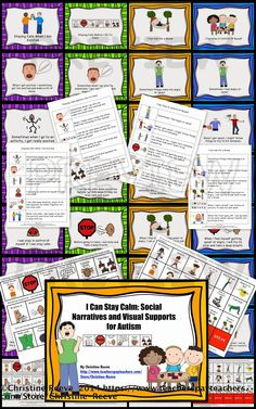 Sharing With My Friends: A Social Narrative (for students ...