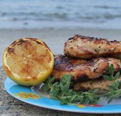 Grilled Chicken with Lemon and Oregano | Recipe Girl