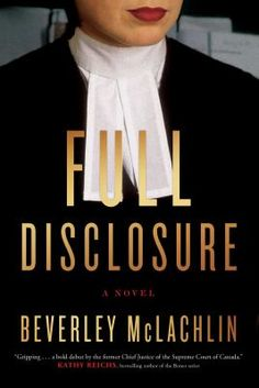 McLachlin, B. M., author.  Click two times to reserve this book.