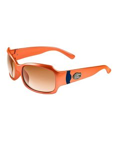 Look at this Florida Gators Orange Bombshell Sunglasses on #zulily today!