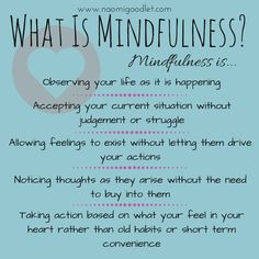 What is #mindfulness?