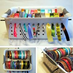 sew room storage ideas | Sewing & Crafting Room ideas