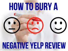 Top Reputation Management expert @Andy Beal tells How to Bury a Negative Yelp Review. More Yelp tips at http://getonthemap.us/yelp/blog #573tips #yelp