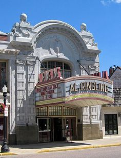 Ringling Theater, Baraboo, Wisconsin by Paul McClure DC, via Flickr