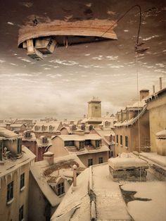 Surreal 3D Art in Andrey Bobirs Illustrations