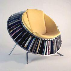 Sun Flower Chair by He Mu and Zhang Qian