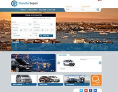 """Check out new work on my @Behance portfolio: """"TRANSFER SEPETİ"""" http://on.be.net/1Jfweh7"""